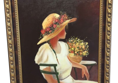mujer-flores-